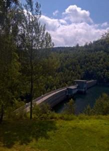 Křimovská přehrada