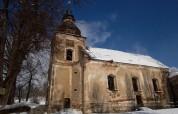 kostel v Blatně