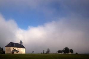 kostel v Malém Háji