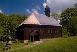kostel v Českém JIřetíně