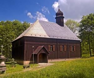 Dřevěný kostel svatého Jana Křtitele