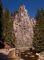 skalní masiv