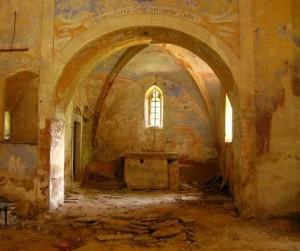 kostel sv. Petra a Pavla ve Volyni