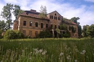 bývalý zámek Vintířov