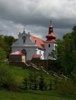 kostel v Květnově