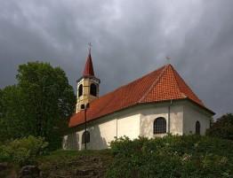 kostel Dubičky