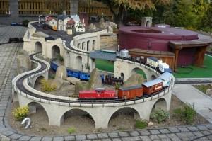 Krušnohorská zahradní železnice