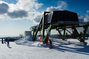 Ski areál Neklid