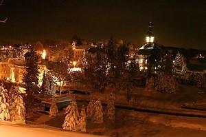 Vánoce v Krušných horách