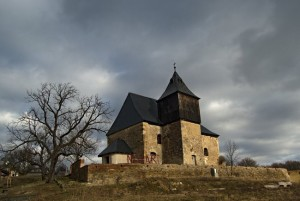 kostel Škrle