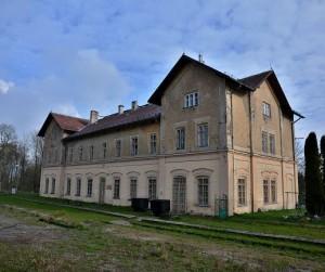 nádraží Křimov