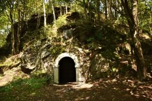 Kraslický hrad – Zámecký vrch