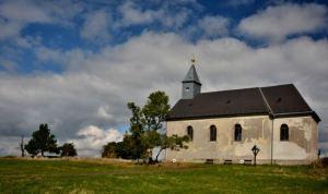 kostel Malý Háj