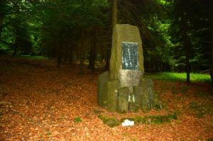 Lesní pomníček