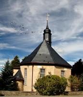 kostel Breitenbrunn