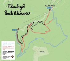 Floutrejl Park Klínovec