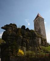 věž v Nejdku