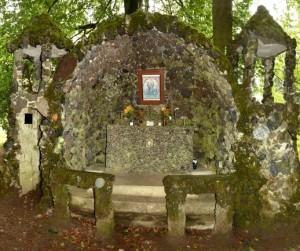 Kaple Nejsvětější Trojice na Šibeničním vrchu