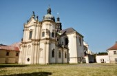 klášter cisterciáků Osek