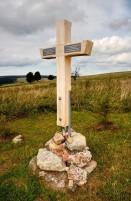 Grunwalde s památníkem